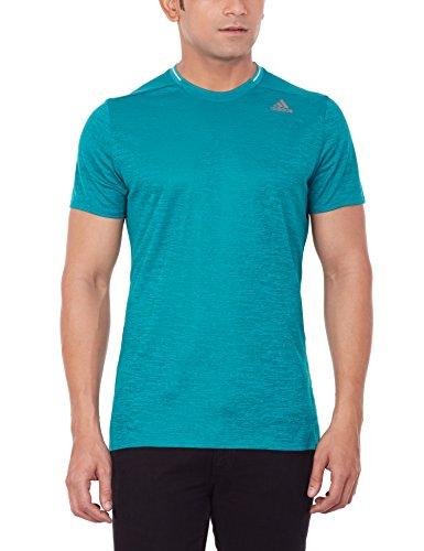 adidas Herren T-Shirt SN Short Sleeve M Türkis (Eqt Green S16)