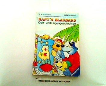 Käpt'n Blaubärs Quiz- und Lügengeschichten (Ravensburger Taschenbücher)