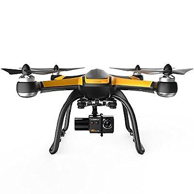 Hubsan H109S X4 Pro mit HD Kamera und GPS 3-Achsen Gimbal Rotation