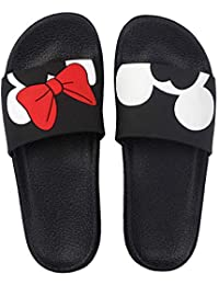 Des Tongs Women's Mickey Mini Flip Flop …
