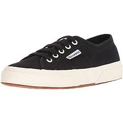 Superga 2750 Cotu Classic, Sneakers Unisex – Adulto, Nero (Full Black S996), 38 EU