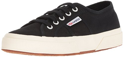 Superga 2750 Cotu Classic, Zapatillas Unisex, Negro (Black 999), 39 EU (5.5 UK)