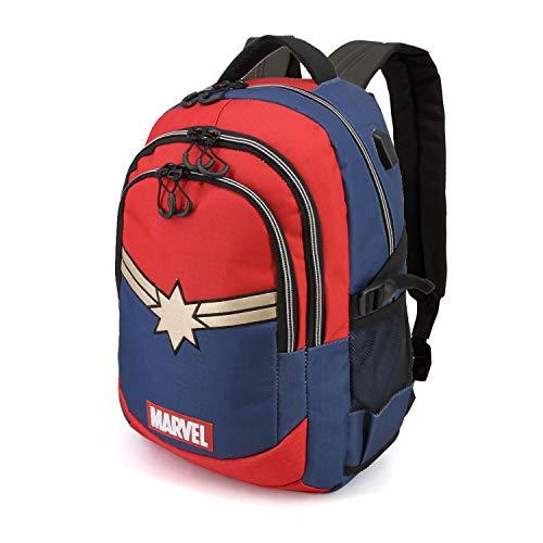 Mochila Karactermania Captain Marvel por 30,06€ ¡¡37% de descuento!!