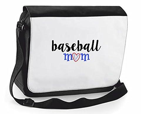 Baseball Mom Statement Shoulder Bag -