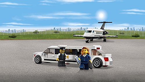 LEGO 60102 City Airport VIP Service Construction Set – Multi-Coloured