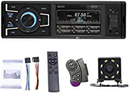 JKoYu Car Stereo and Car Accessories S1 3.2 Inch Car FM Radio Bluetooth Touch Screen MP5 Player with Rearview