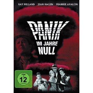 Panic in Year Zero (Panik Im Jahre Null) German Import by Ray Milland