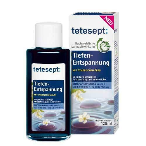 TETESEPT Tiefen-Entspannung Bad 125 ml Bad