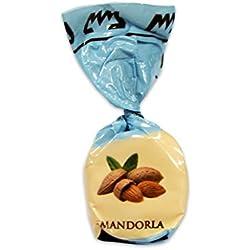 Pralina alla Mandorla - Confezione da 10 cioccolatini artigianali piemontesi - 200 g