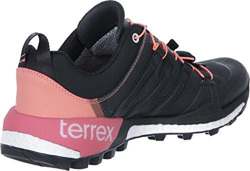 Adidas Terrex Skychaser GTX Women's Trail Chaussure De Marche - SS16 Black