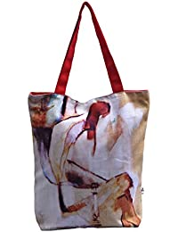 Tote Bag | Tote Bags For College Girls Stylish | Shopping Bag | Digital And Screen Printing - B07B48K7H5