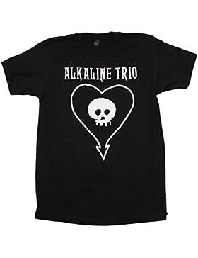 Alkaline Trio - Camiseta - Hombre - Alkaline Trio - Uomo Classic Heartskull (Camiseta)