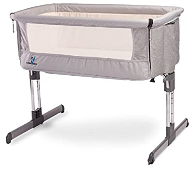Cuna Colection Sleep Color Gris