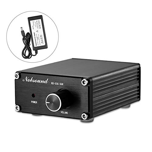 Nobsound 100 W Subwoofer Digital Power Amplifier