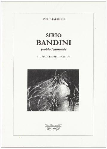 Sirio Bandini. Profilo femminile. Il malatimmaginario