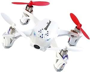 Quadricoptère 4 canaux ''GH-4.LIVE'' avec caméra et écran live