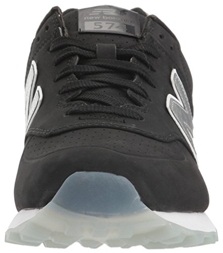 Trainers Balance Schwarz New Synthetic Traditionnels Classic 574 New Mens Balance 8v4Ew4