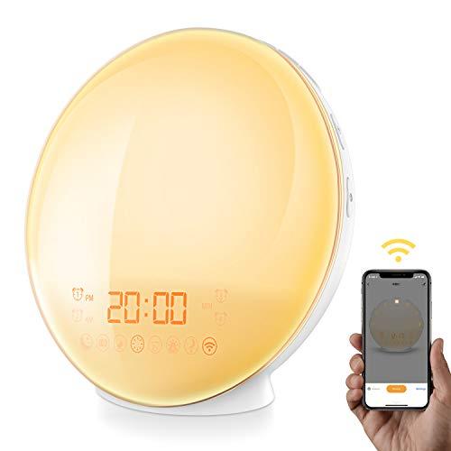 [APP Inteligente] Oria Despertador con luz
