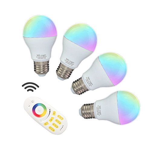 joylit-4er-mi-light-24g-rgb-warmweiss-6-watt-e27-dimmbar-wireless-mit-fernbedienung-farbwechsel-gluh