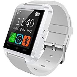 FINEJO UWatch U8 Smart watch Bluetooth Wrist Watch For IOS Android iphone Samsung