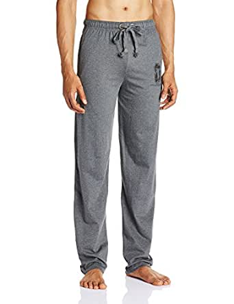 Chromozome Men's Cotton Track Pant (S-5616 Charcoal XL)