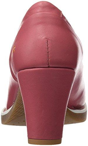 ART Damen 1072 Star St.Tropez Hohe Absätze Mit Geschlossener Spitze Pink (Rose)