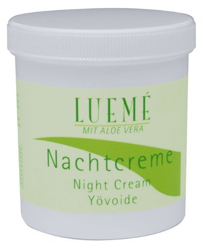 Luemé Nachtcreme mit ' Aloe Vera ' 270 ml