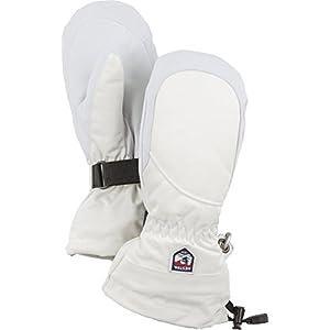 Hestra Henrik Ski-Handschuh Leder Pro Model kurz
