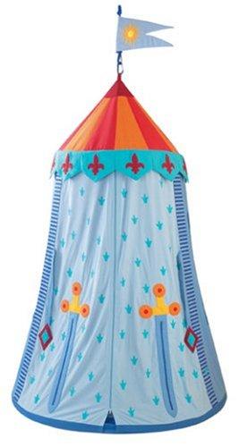 Imagen principal de Haba 2994 - Tienda de caballero con alfombra acolchada (22,9 x 86,4 x 81,3 cm) [importado de Alemania]