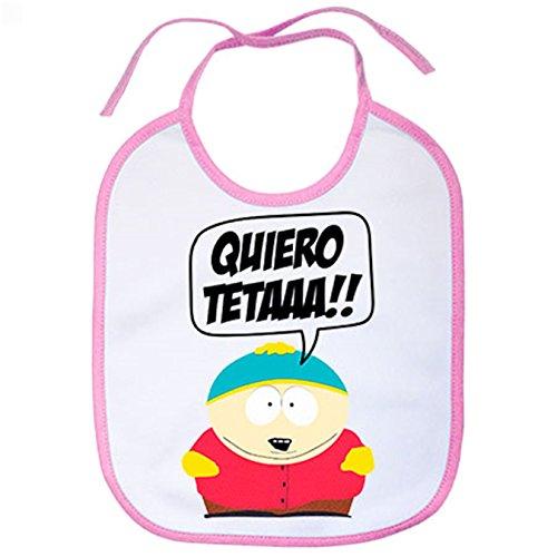 babero-south-park-cartman-quiero-teta-rosa