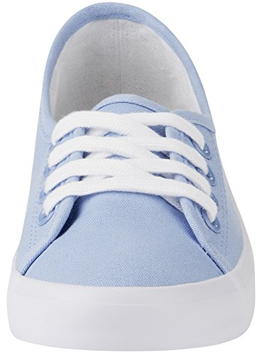Oodji Ultra Ladies Scarpe Basic Blue (7010b)