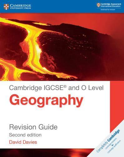 Cambridge IGCSE geography. Per gli esami dal 2020. Revision guide. Per le Scuole superiori. Con espansione online (Cambridge International IGCSE)