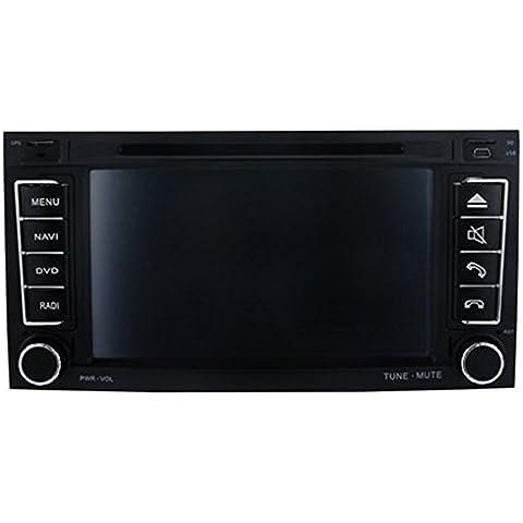 Generic 7inch schermo capacitivo e originale UI auto lettore DVD