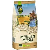 Bohlsener Mühle Muesli Basic Avena y Espelta - 6 Paquetes de 500 gr - Total: 3000 gr