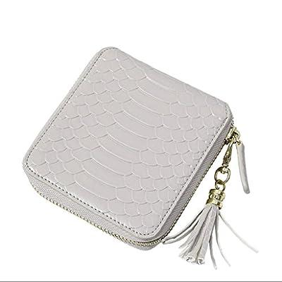 ZLR Mme portefeuille Porte-monnaie à dos en maille à petite taille