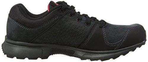 Adidas - Sporterra Classic Vi W, Scarpe Da Nordic Walking da donna Nero (black/gravel/neon cherry)