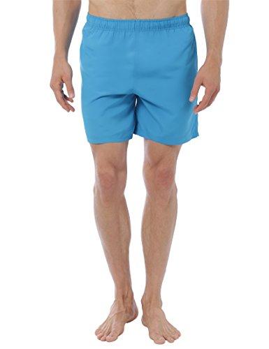 Lower East bermuda de bain, différentes couleurs Bleu Clair