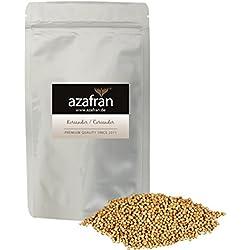 Azafran BIO Koriandersamen ganz - Koriander Saat (Körner) 250g