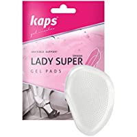Lady Super High Heel Gel-Pads, rutschfest, transparent Vorfuß Schuh Kissen, Fuß Schmerzen verhindern, abnutzungen... preisvergleich bei billige-tabletten.eu