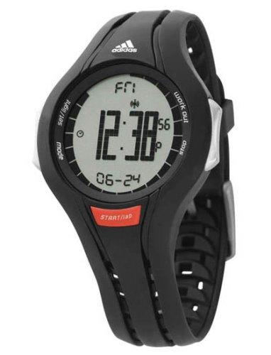 Adidas Performance - ADP1646 - Response light - Montre Sport Femme - Quartz Digitale - Bracelet en Plastique noir