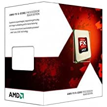 AMD FX 6350 - Procesador (AMD FX, Socket AM3+, PC, FX-6350, 32-bit, 64 bits, L3)