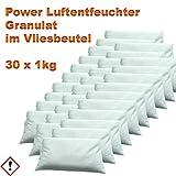 Luftentfeuchter Granulat im Vliesbeutel 30 x 1 kg