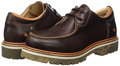 Art Soma, Lacets Homme Marron (Heritage Brown)
