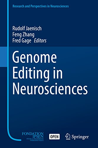 Genome Editing in Neurosciences (Research and Perspectives in Neurosciences) (English Edition)