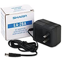 Sharp EA-28A Black power adapter/inverter - Power Adapters & Inverters (EL1625H, EL2626H, EL1611H, EL1611L, 1601H, EL1611P, 1801A, 1801L, 1801C, Black) - Confronta prezzi