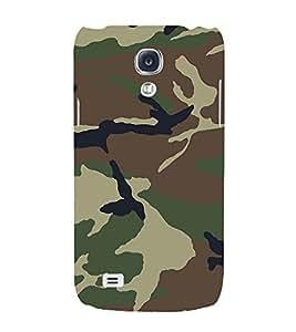 PrintVisa Camo Pattern 3D Hard Polycarbonate Designer Back Case Cover for Samsung Galaxy S4 mini I9195I :: Samsung I9190 Galaxy S4 mini :: Samsung I9190 Galaxy S IV mini :: Samsung I9190 Galaxy S4 mini Duos :: Samsung Galaxy S4 mini plus