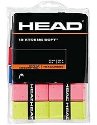 HEAD Xtreme Soft 12er Pack Griffbänder bunt