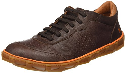 ART 1008 Memphis Melbourne, Ballerines Derby Homme Marron (Brown)