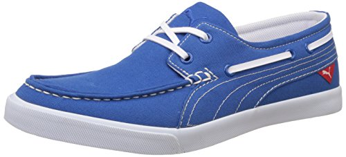 Puma Men's Yacht Imperial Blue Sneakers - 8 UK/India (42 EU)