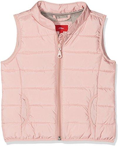 s.Oliver Baby-Mädchen Weste 59.808.53.2134, (Light Pink 4261), 86